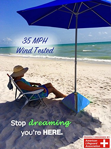 beachbub All-in-One Sombrilla Playa sistema '16(Incluye bubrella,...