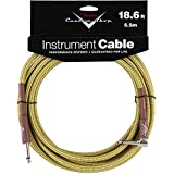 Fender 2D61 - Cables de instrumentos, color tweed