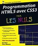 Programmation HTML5 avec CSS3 Pour le...