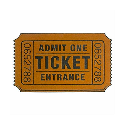 Balvi–Ticket deurmat, 0.5x44x74 cm