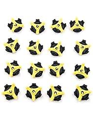 Pixnor Tri-Lok Slim-Lok 16pcs Golf crampons chaussures crampons Stinger filetage métallique vis Studs