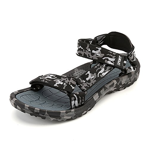 Men Sandal,Nasonberg Men Beach Hiking Summer Sandal Outdoor Walking Sport Trekking Casual Sandal Shoe
