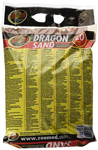 Zoo Med 26457 Dragon Sand, 20 lb 2