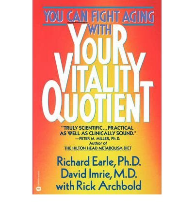 Your Vitality Quotient: The Clinically Program That Can Reduce Your Body Age - And Increase Your Zest for Life (Prepack Title Contains 008 Books) (Hardback) - Common
