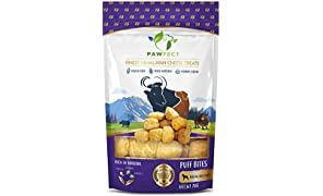 Pawfect tratta i morsi del soffio di formaggio dell'Himalaya