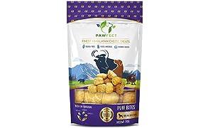 Pawfect trata bocadas de queso del Himalaya