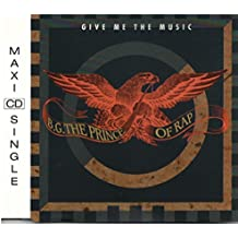 Give me the music (3 versions, 1991)