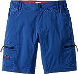 Stubai Funktionsshort, Kurze Hose für Herren, Ideale Outdoor-/Freizeit-Hose mit Reißverschluss-Taschen, wasserabeisend (Größen: 48-60, Farbe: Blau)