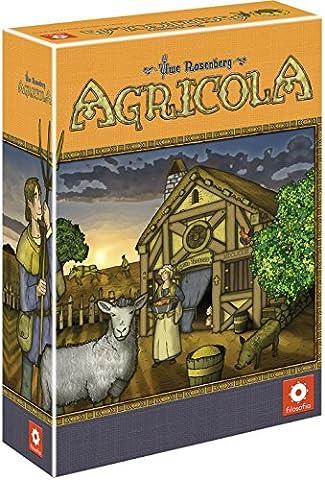 Asmodee - AGRI01 - Jeu de Strategie - Agricola