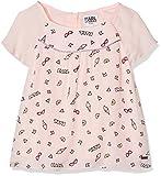 Karl Lagerfeld Mädchen Hemd Z15084, Pink (Unique Z40), 12 Jahre