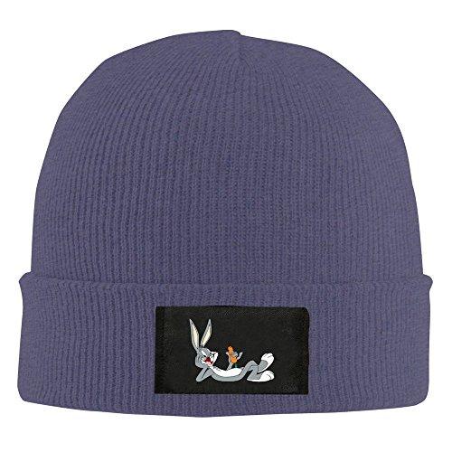 xcarmen-unisex-bugs-bunny-beanie-cap-black-navy