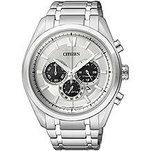 Citizen  CA4010-58A - Reloj de cuarzo para hombre, con correa de 0, color multicolor