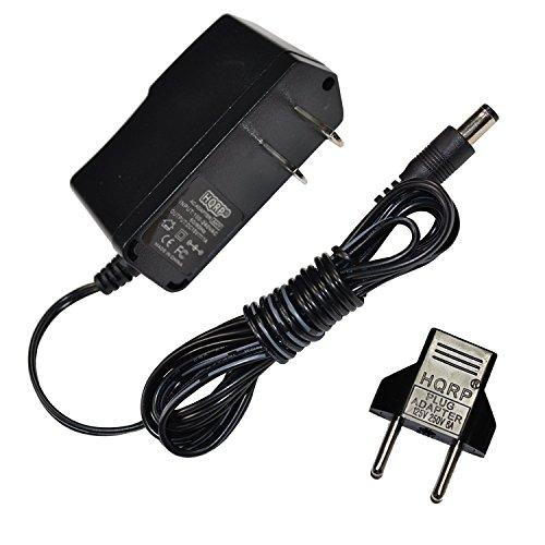 HQRP Netzadapter/Netzteil fuer Radial Tonebone Stagebug SB-4, Headload Prodigy, X-Amp, StageDirect (X-amp Radial)