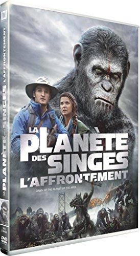 La planète des singes (2) : La planète des singes : L'affrontement