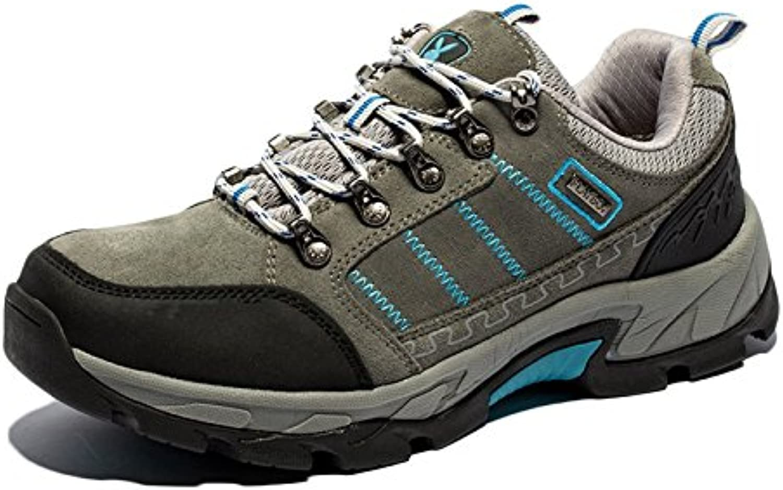 Zapatos De Trekking Hombres Zapatos Ligeros para Caminar Zapatos De Trekking Transpirable Zapatos De Hombre Slip