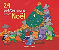 24 petites souris avant Noël par Magdalena Guirao-Jullien