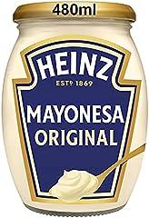 Heinz MayonesaOriginal en Tarro, 470g