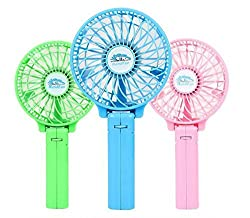 US1984 High-Speed Mini Rechargeable & Portable Multi Functional Hand With USB Fan