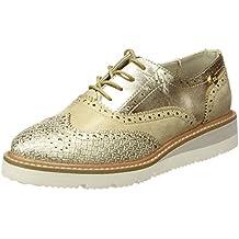 XTI 046706, Zapatos de Cordones Derby para Mujer