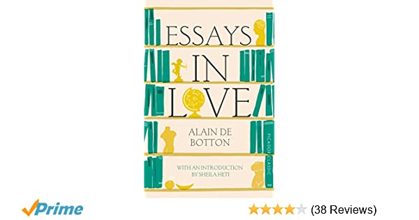 essays on love alain de botton review