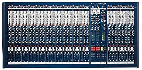 Soundcraft LX7II 32Console 32-channel Mélangeur