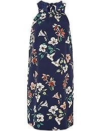 HALLHUBER Hängerkleid mit Schleifenverschluss A-Linie, knielang