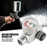 Luftdruckregler Filterdruckminderer Druckregler mit Manometer Universal Regler