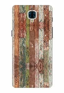 Noise Designer Printed Case / Cover for OnePlus 3T / Patterns & Ethnic / Stripes Design