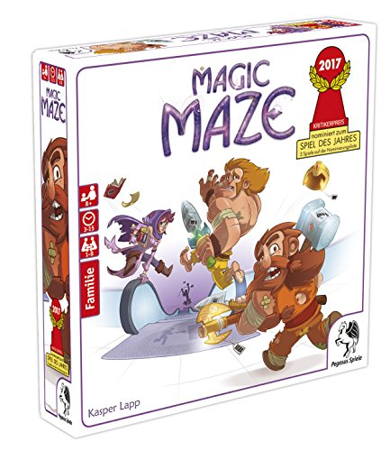 G - Magic Maze (Magic E Spiele)