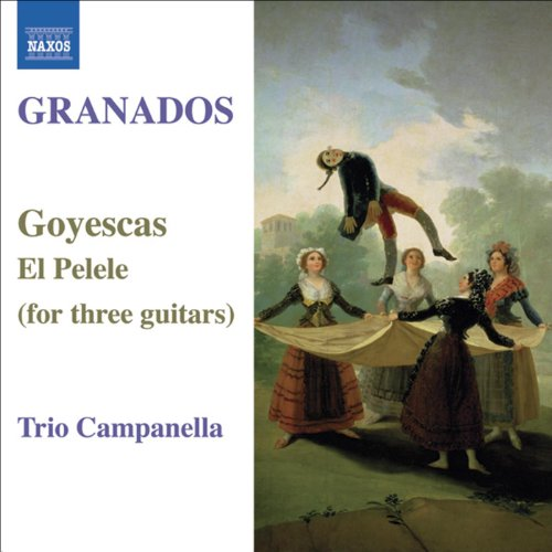 Goyescas, o Los majos enamorados (arr. for 3 guitars): No.