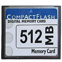 512 MB Digital Camera Memory Card 512 MB CompactFlash Memory Card CF Ccard Memory Card (1 Pcs)