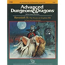 Ravenloft II: The House on Gryphon Hill : Module I10 (Advanced Dungeons and Dragons) by Tracy Hickman (1986-10-02)