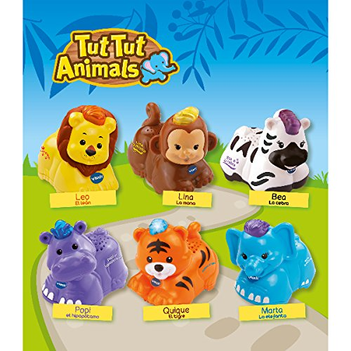 Vtech V-Tech - Tut Tut Animals, 1 Animalito