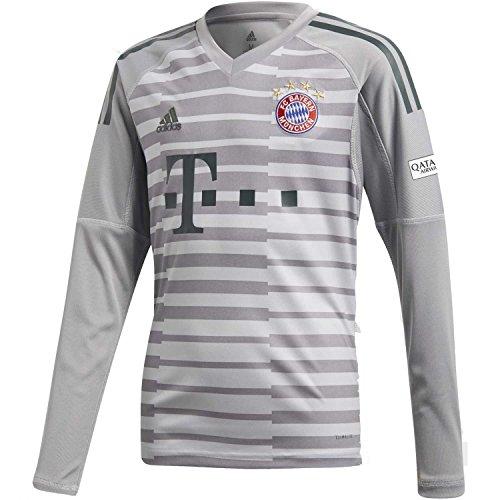 adidas FC Bayern München Torwarttrikot Home 2018/2019 Kinder 152 - M (Trikot Torwart Home)
