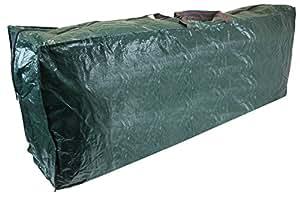 CKB Ltd® - Sacca con cerniera per riporre l'albero di Natale artificiale, taglia extra large per alberi fino a 2,7 m, ideale per il garage