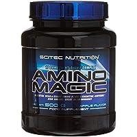 Scitec Nutrition Amino Magic Aminoácidos Manzana - 500 g