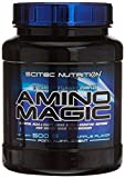 Scitec Nutrition Amino Magic aminoácidos Manzana 500 g