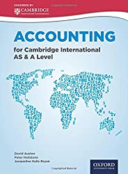 Accounting for Cambridge International A Level (Cambridge International Level)