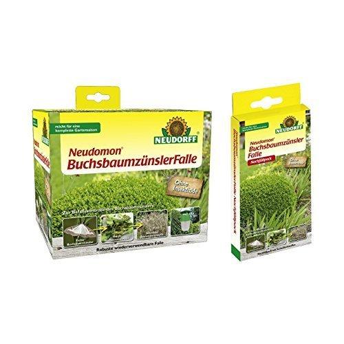 Neudorff Neudomon BuchsbaumzünslerFalle + Nachfüllpack