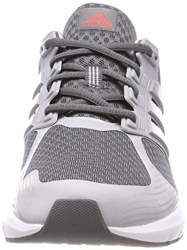 adidas Duramo 8, Chaussures de Running Homme Gris (Grey Five/Grey Two/Grey Two 0)