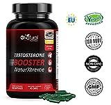 Testosterona Natural-Aumenta Nivel Testosterona-Fenogreco Ginseng Maca Taurina Zinc. Rendimiento Muscular-Eficiente Potenciador Sexual-90 Cápsulas Vegetal.Certificado VEGANO-CE-N2 Natural Nutrition