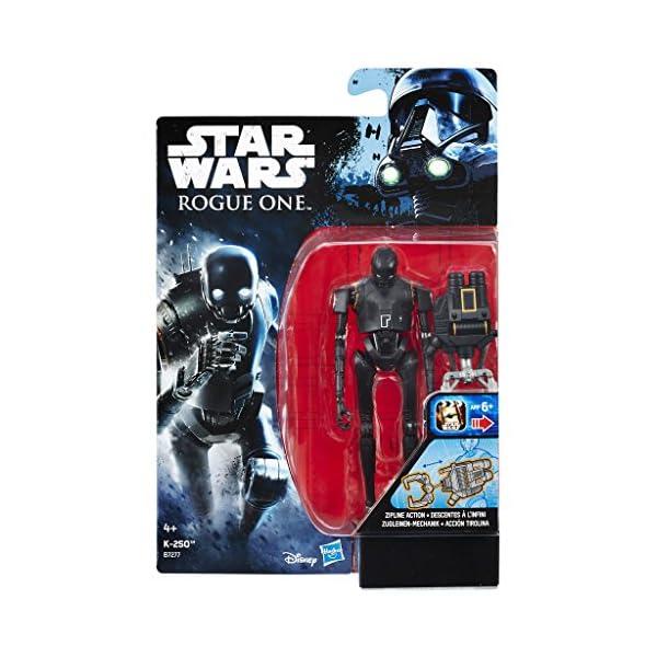 Star Wars - Figura Rogue One, 1 unidad, modelo aleatorio (14903) , Modelos/colores Surtidos, 1 Unidad 2