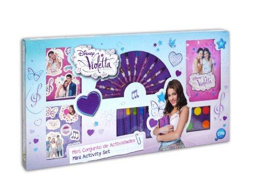 cif-cif-86270-creative-recreation-kit-mini-set-da-colorare-violetta