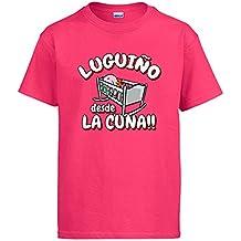 Camiseta Luguiño desde la cuna Lugo fútbol