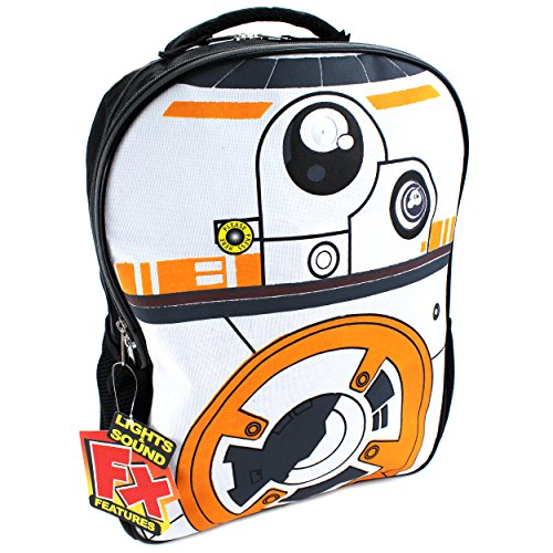 Star Wars VII: The Force Awakens BB-8 16 inch Light Mochila