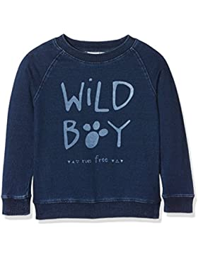 NAME IT Nitfilsa Sweat M Mini, Sudadera para Niños