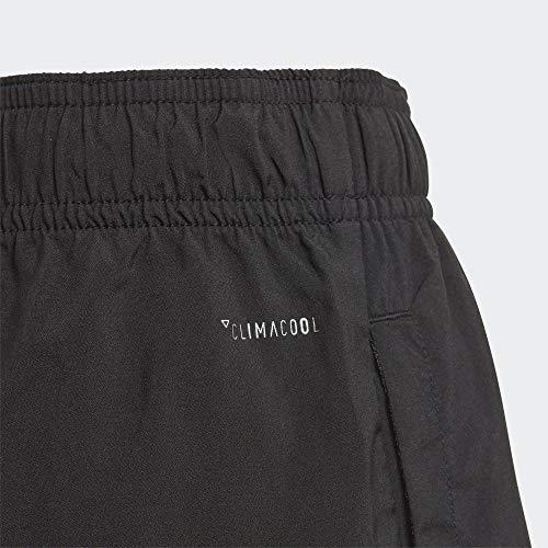 adidas Jungen YB TR W 3S SH Sport Shorts, Black, 11-12Y
