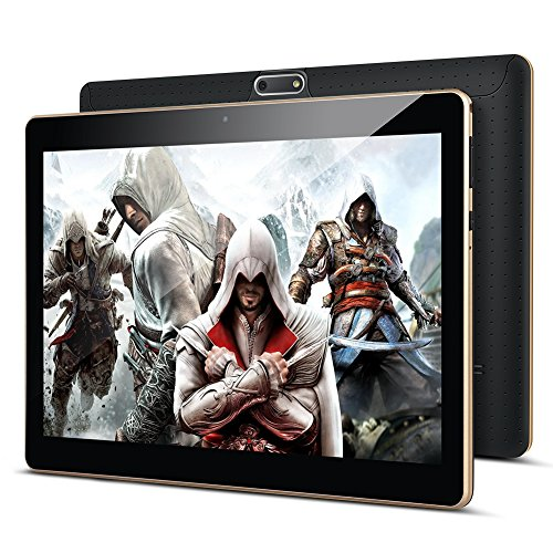 Padgene 10.1'' Android 8.0 Oreo Tablet PC Quad Core