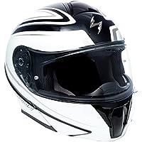 Scorpion Casco Moto EXO-920 Ritzy, multicolor, talla XXL