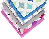 Tessuto Freedom petali di stoffa, multicolore